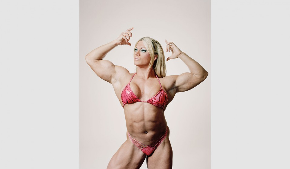 Female Bodybuilders - Macho, Sexy Girl-5580