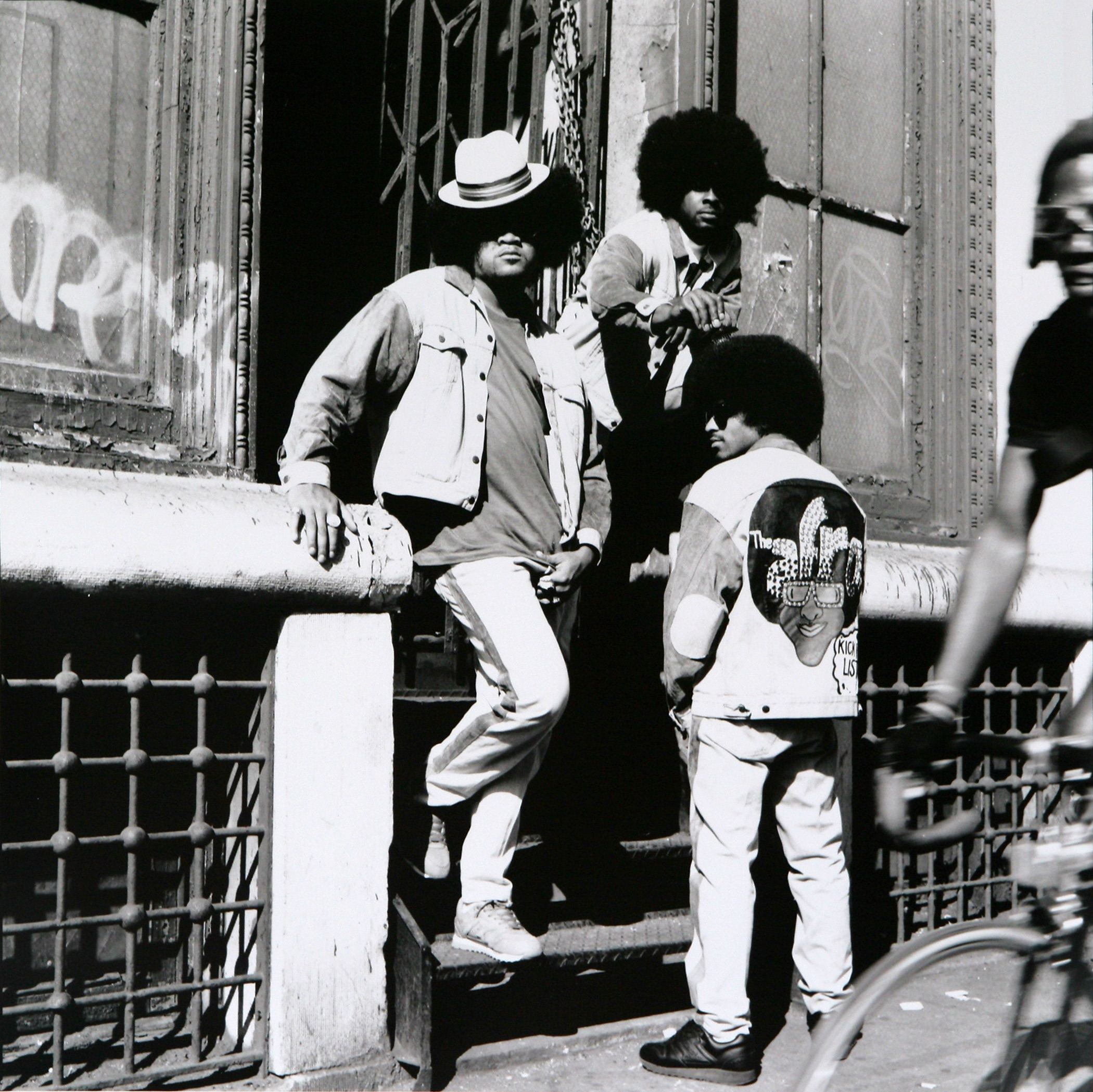 The Afros NYC 1989