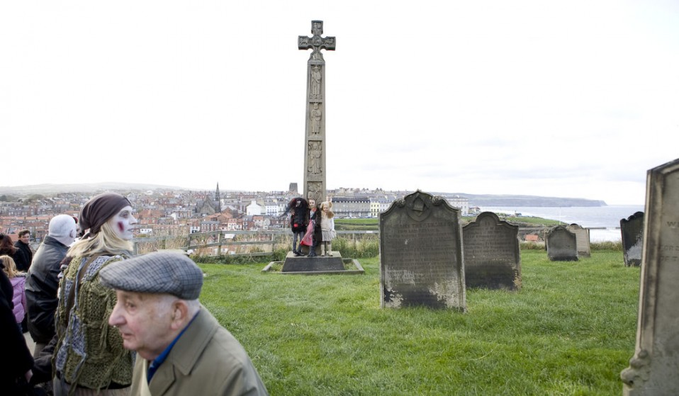 Whitby, the home of British paganism