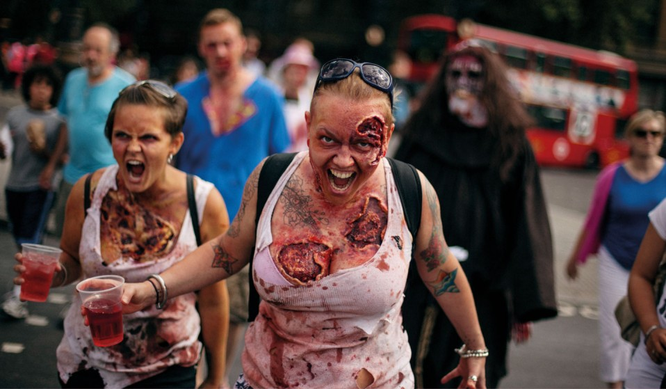 The secret world of zombie lovers