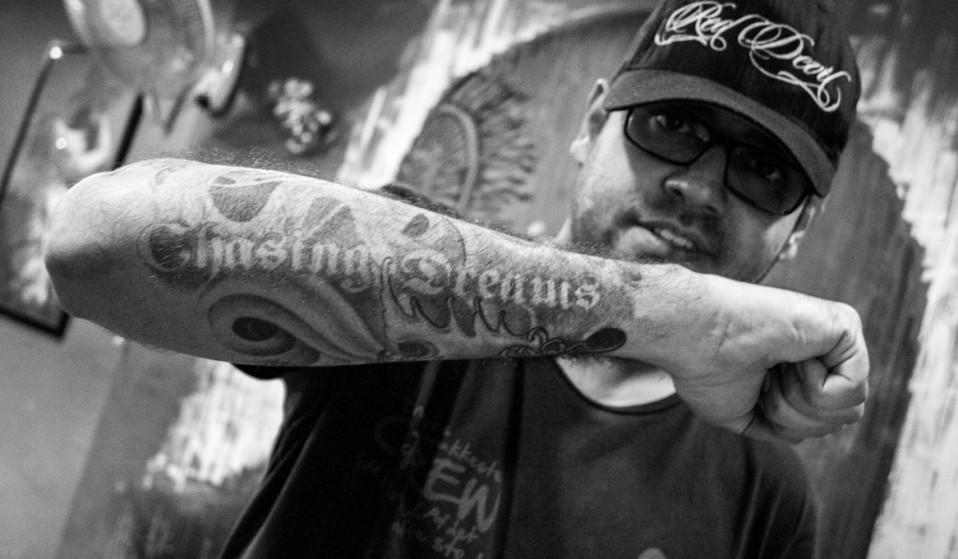 4b2bd9052 Devilz Tattooz are breaking the tattoo taboo in New Delhi