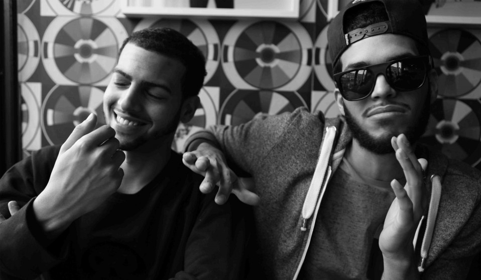 ea5cbd37bb The Martinez Brothers launch DIY label Cuttin  Headz