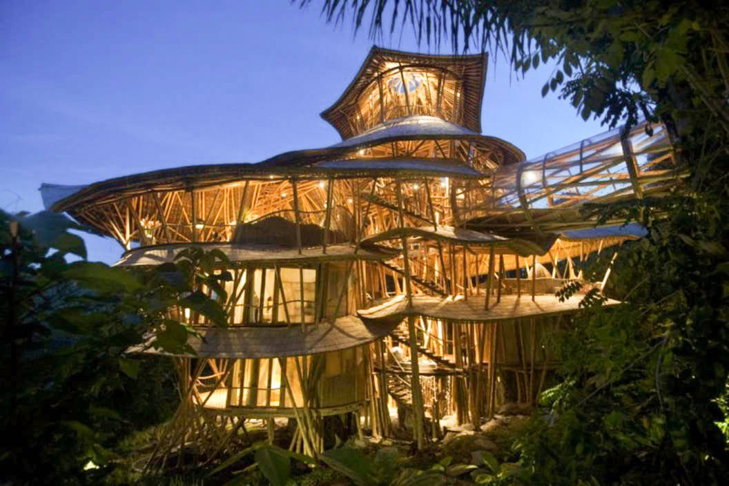 13 Treehouses You Will Not Believe Exist