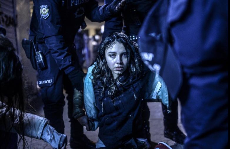 Bulent Kilic - Istanbul Protests