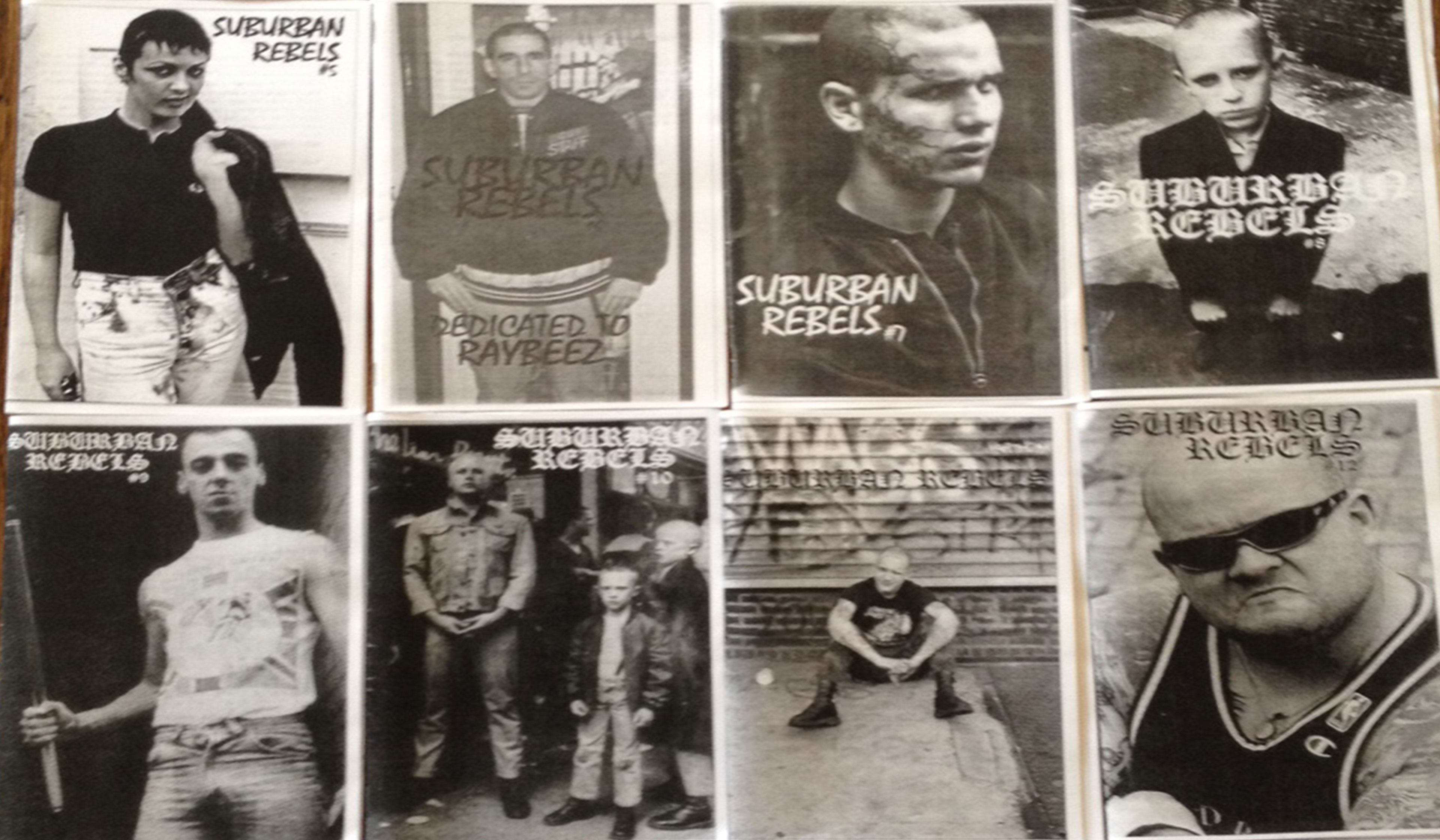 Why do not they catch skinheads because they are criminals 16