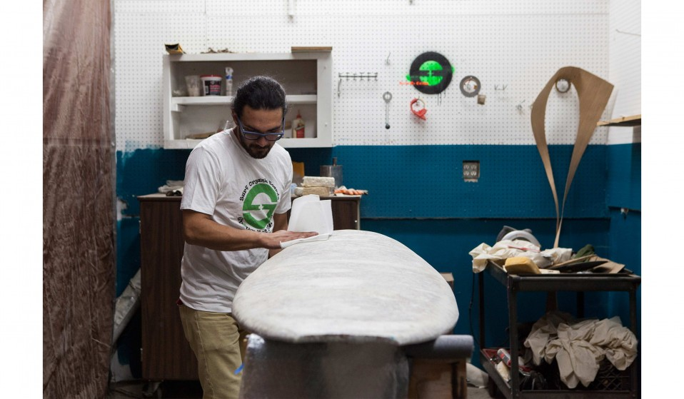Are mushroom boards the future of surfing?