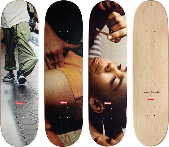 supreme-x-larry-clark-skate-decks