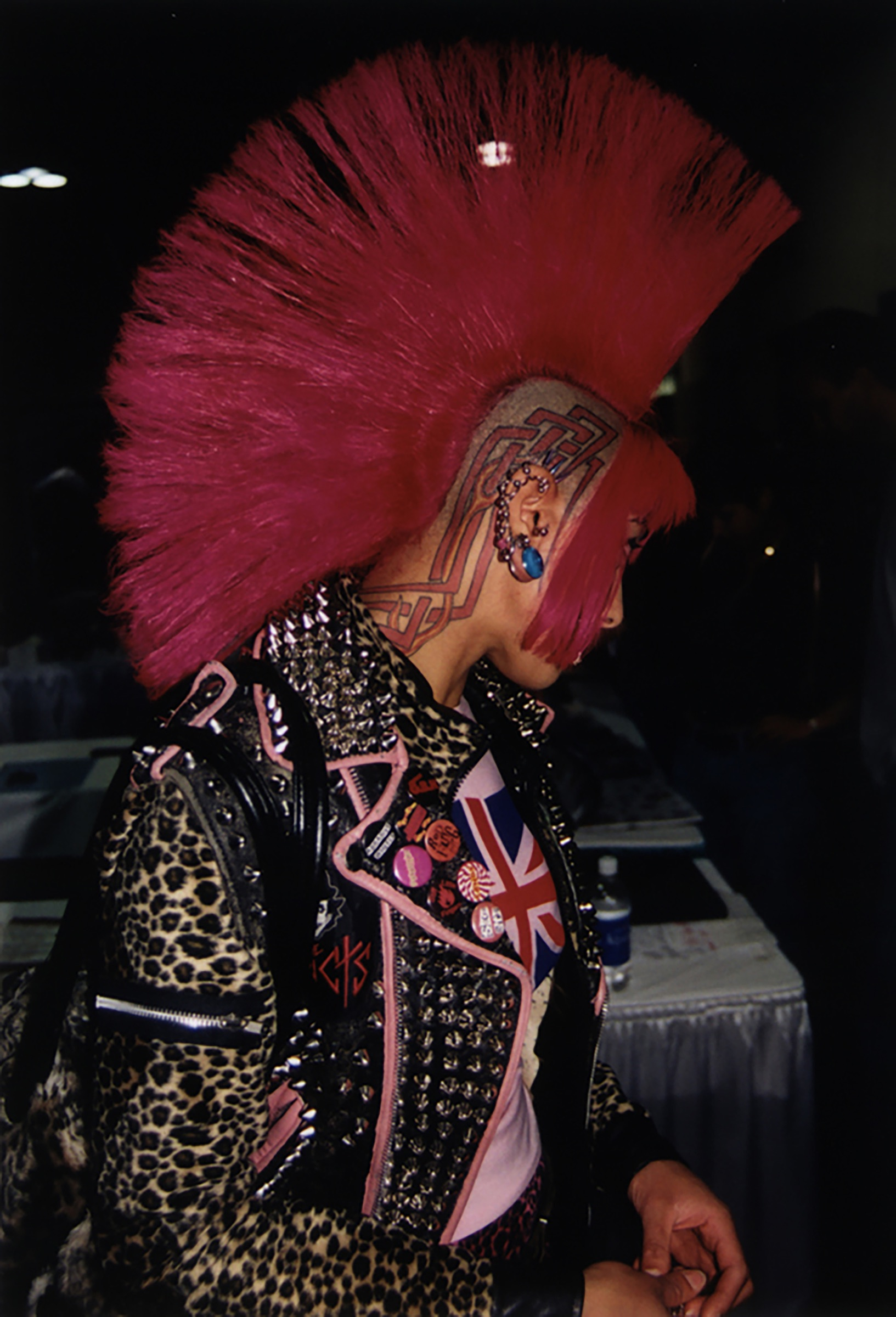 p-SoHO17 Punk girl