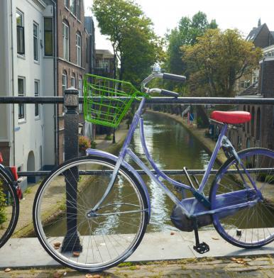 Fietsen Utrecht fiets huren