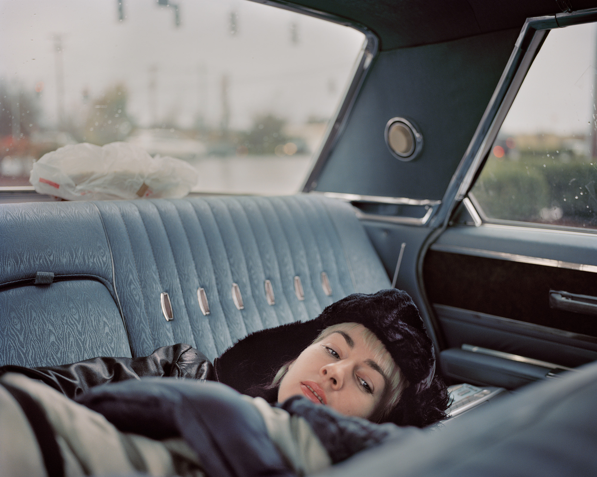 'Backseat' from Jenny Riffle's The Sound of Wind series