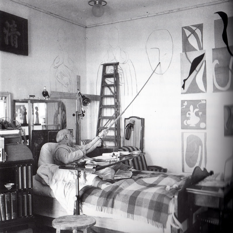 matisse-painting-in-bed