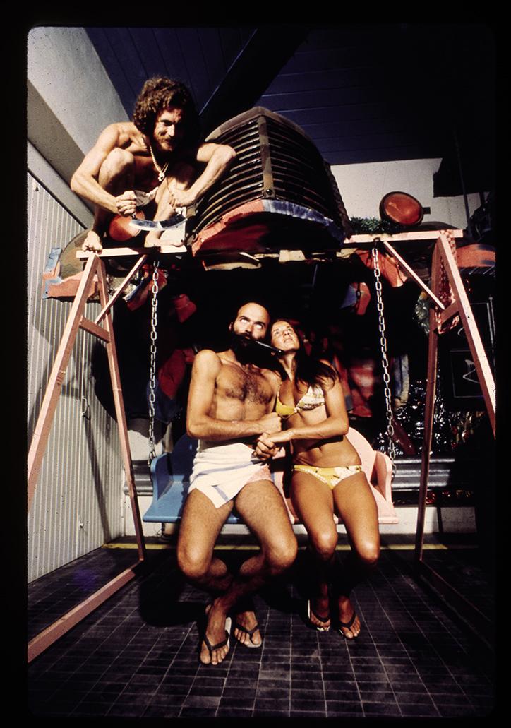 Bamba Issa Forte dei Miami, 1970