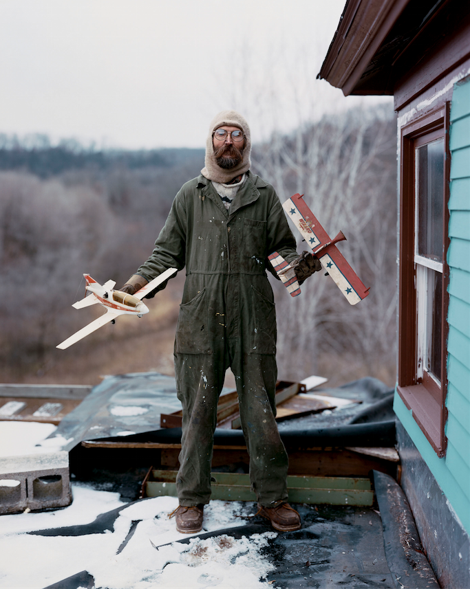 Documentarian Alec Soth on the importance of being a beginner
