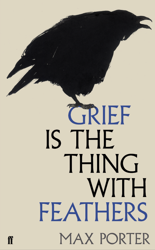 grief-is-the-thing-with-feathers-max-porter-book-huck