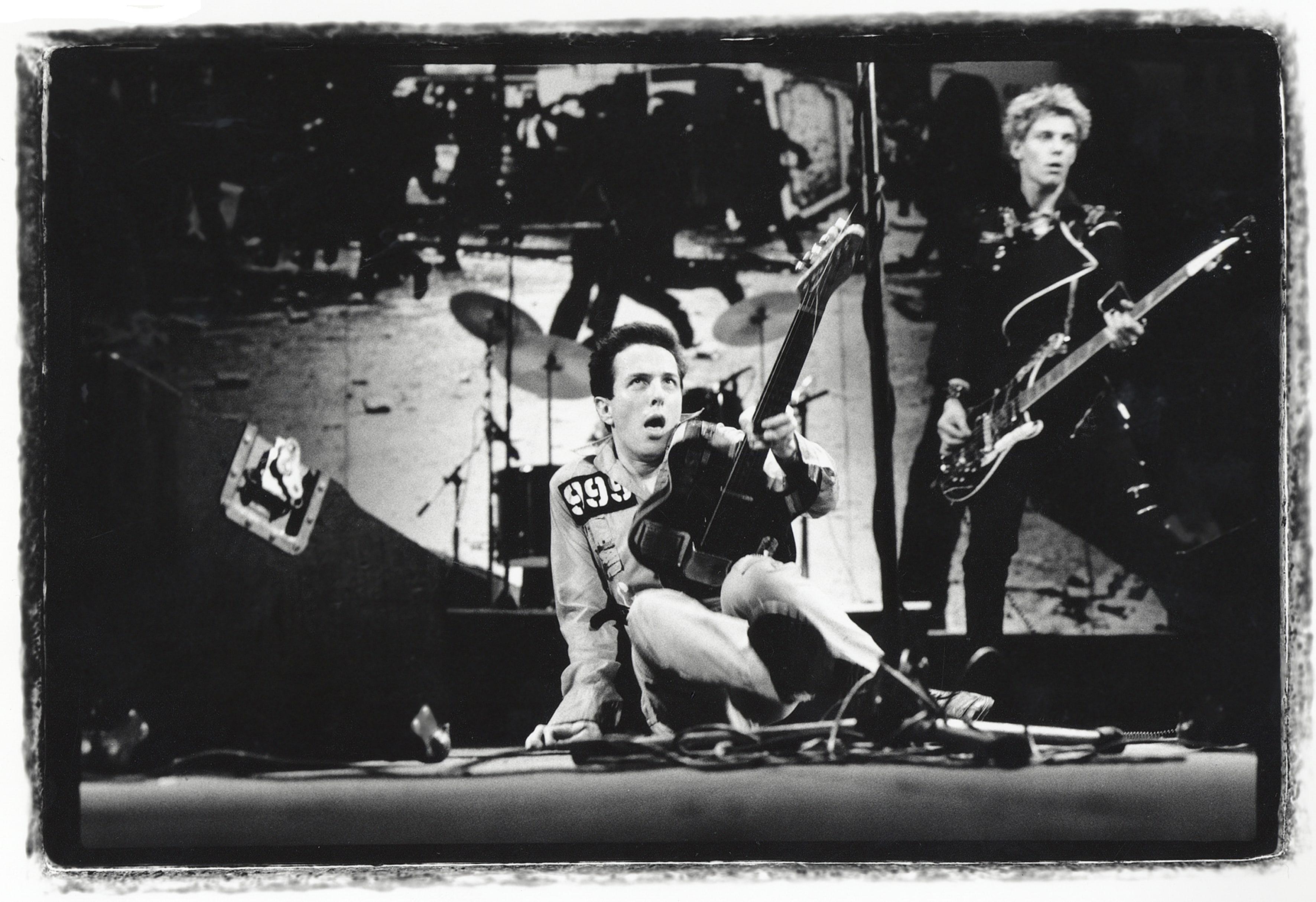 The Clash © Jill Furmanovsky/rockarchive.com