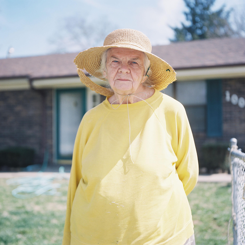 Meg Wilson, Madison County, Kentucky.