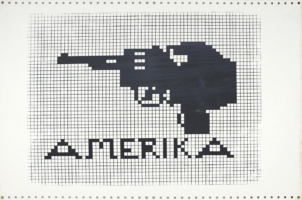 Amerika, 1970. Courtesy Shapero Modern.