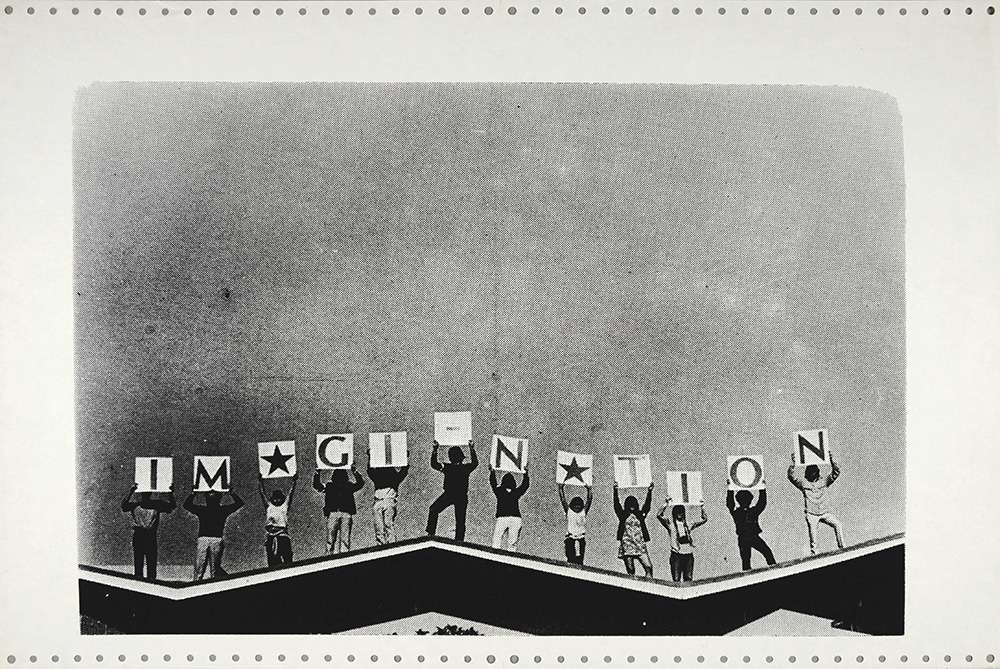 Imagi-Nation, 1970. Courtesy Shapero Modern.