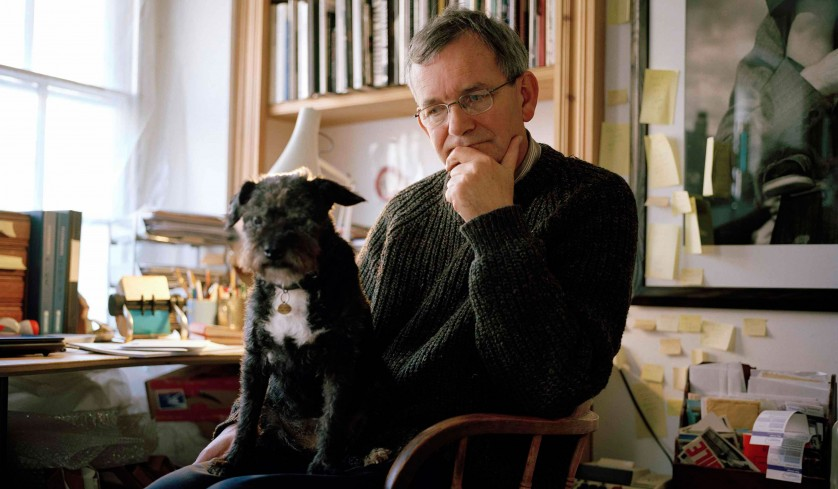 Photographer Martin Parr on how to succeed as a young artist