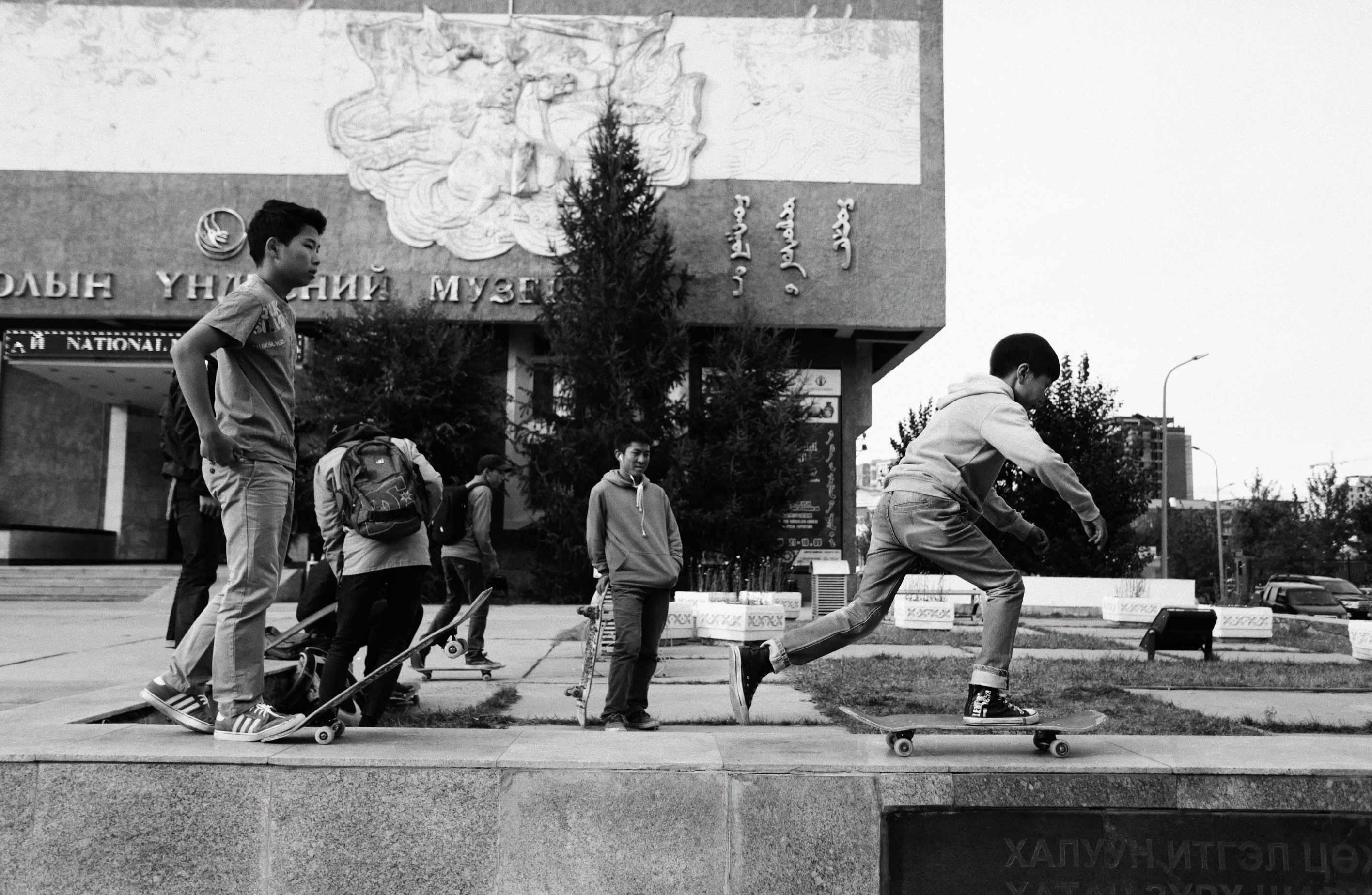 Mongolia Skate. Photo by Bejan Siavoshy.