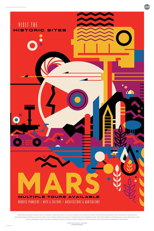 NASA visions 5