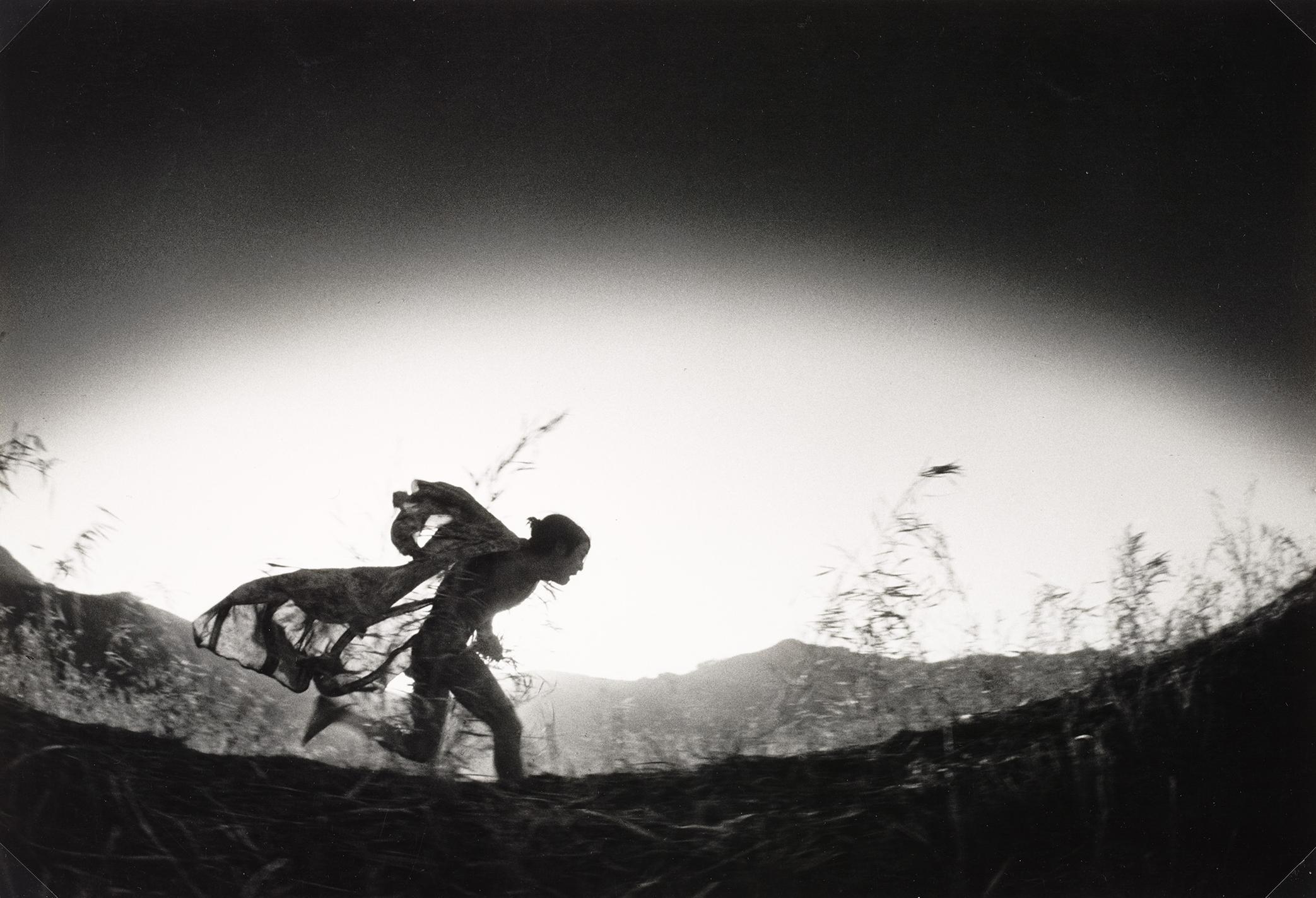 """Eikoh Hosoe """"Kamaitachi"""" #31, taken in 1968"""