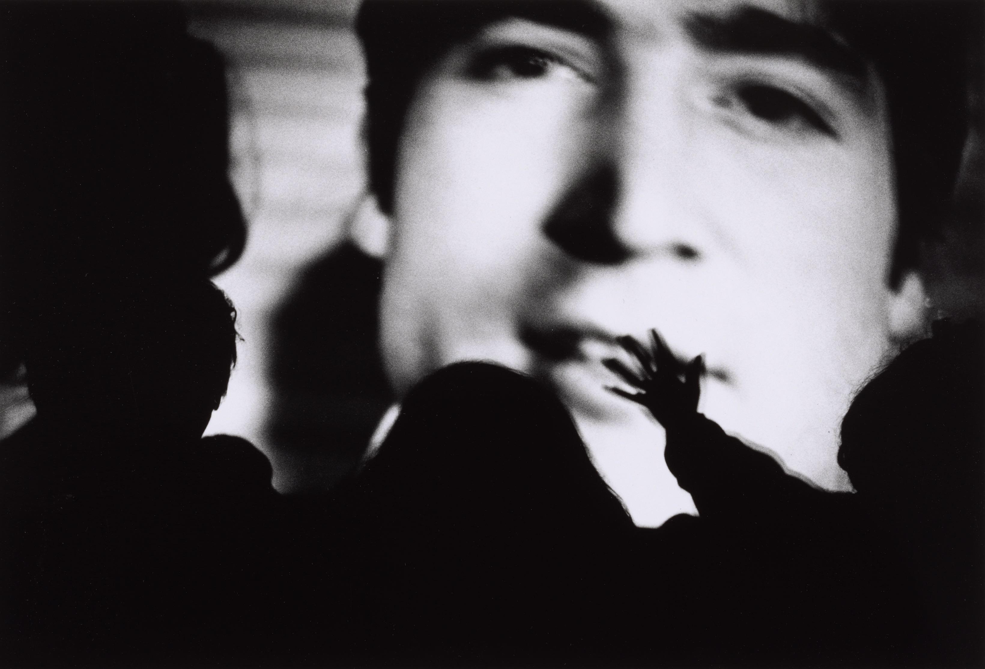 Yutaka Takanashi The Beatles, from the series Tokyoites, 1965