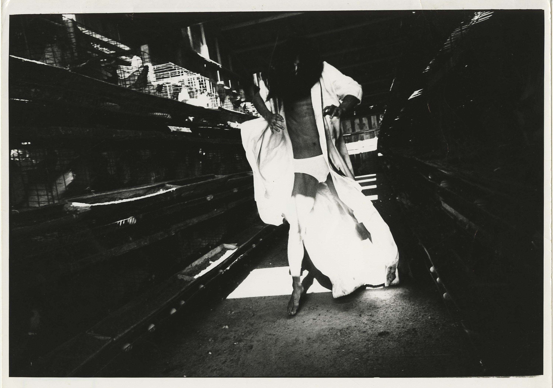 Yutaka Takanashi Untitled (Tatsumi Hijikata), 1969