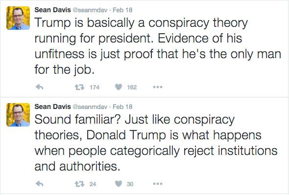 sean davis tweets