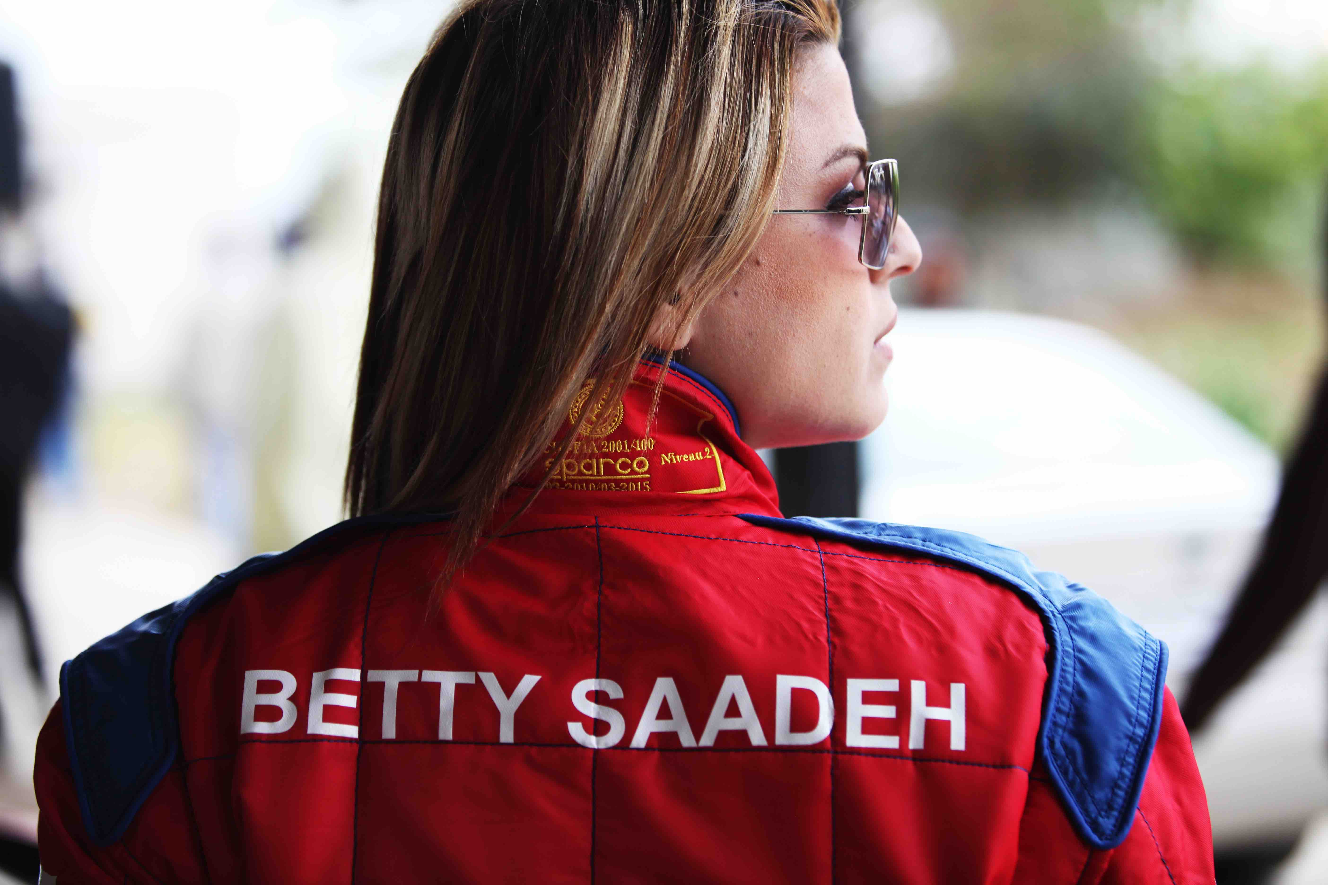 Betty Saadeh - photo by Amber Fares