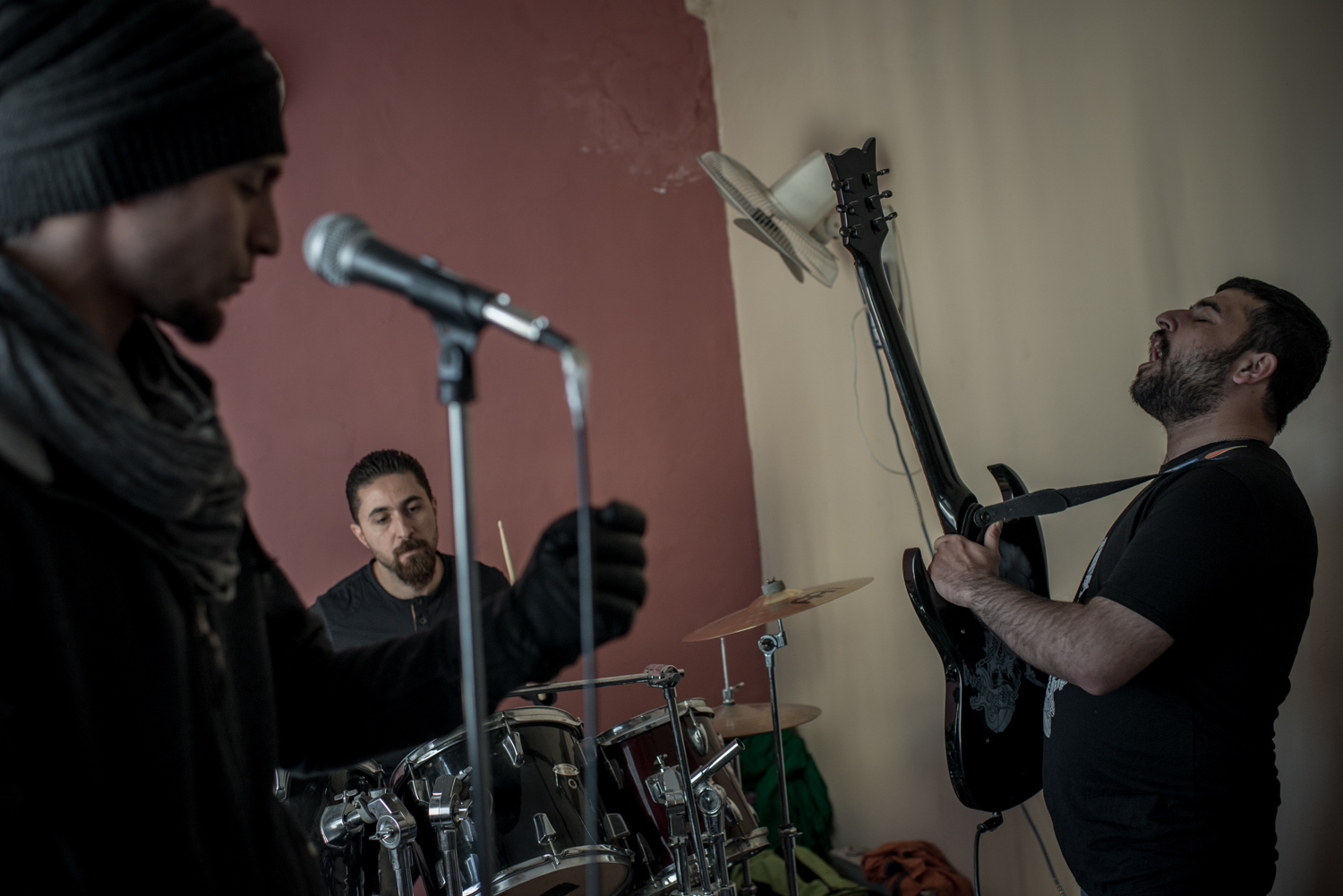 Dark Phantom - Kirkuk Death Metal