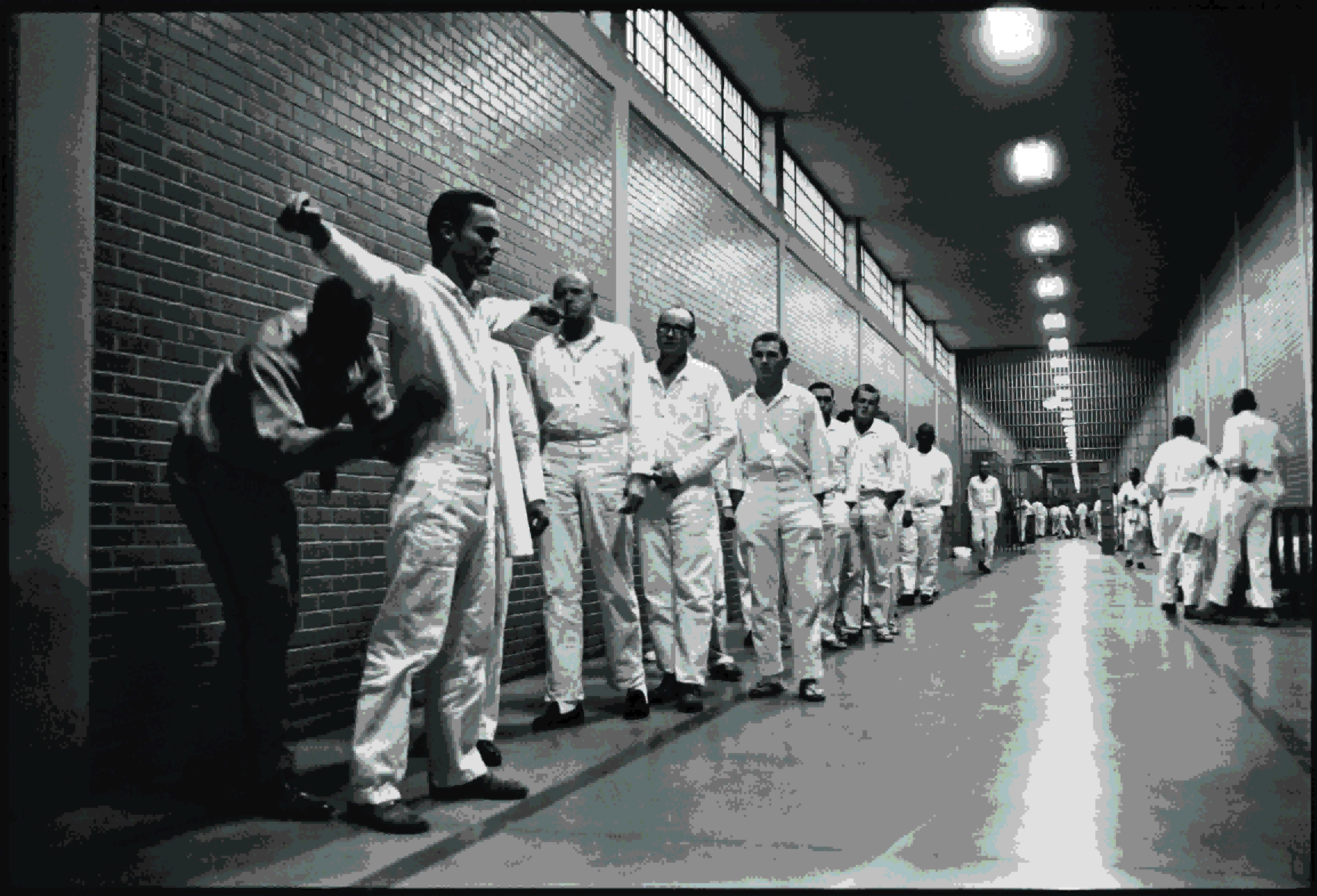 165 shakedown corridor