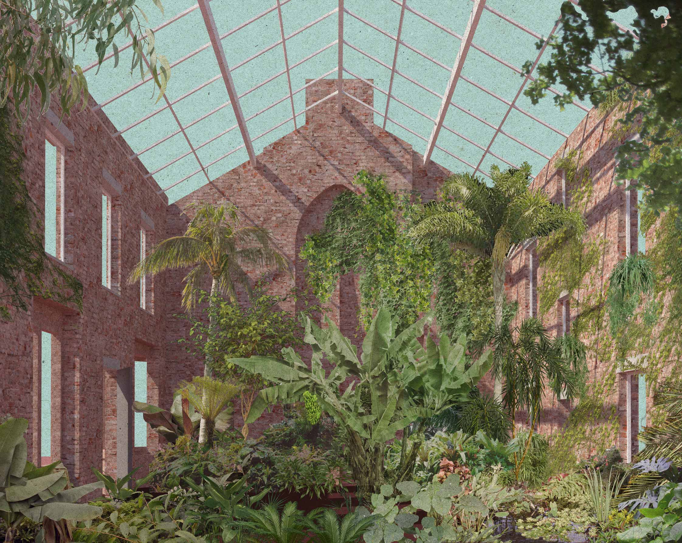 Granby-Four-Streets---Greenhouse-view---Assemble