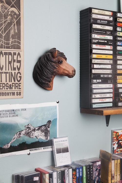 HORSES RECORDS-8916