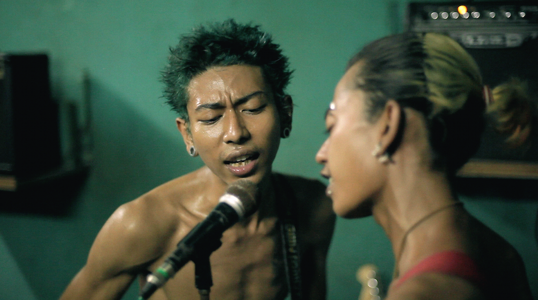Myanmar Punk. By Andreas Hartmann.