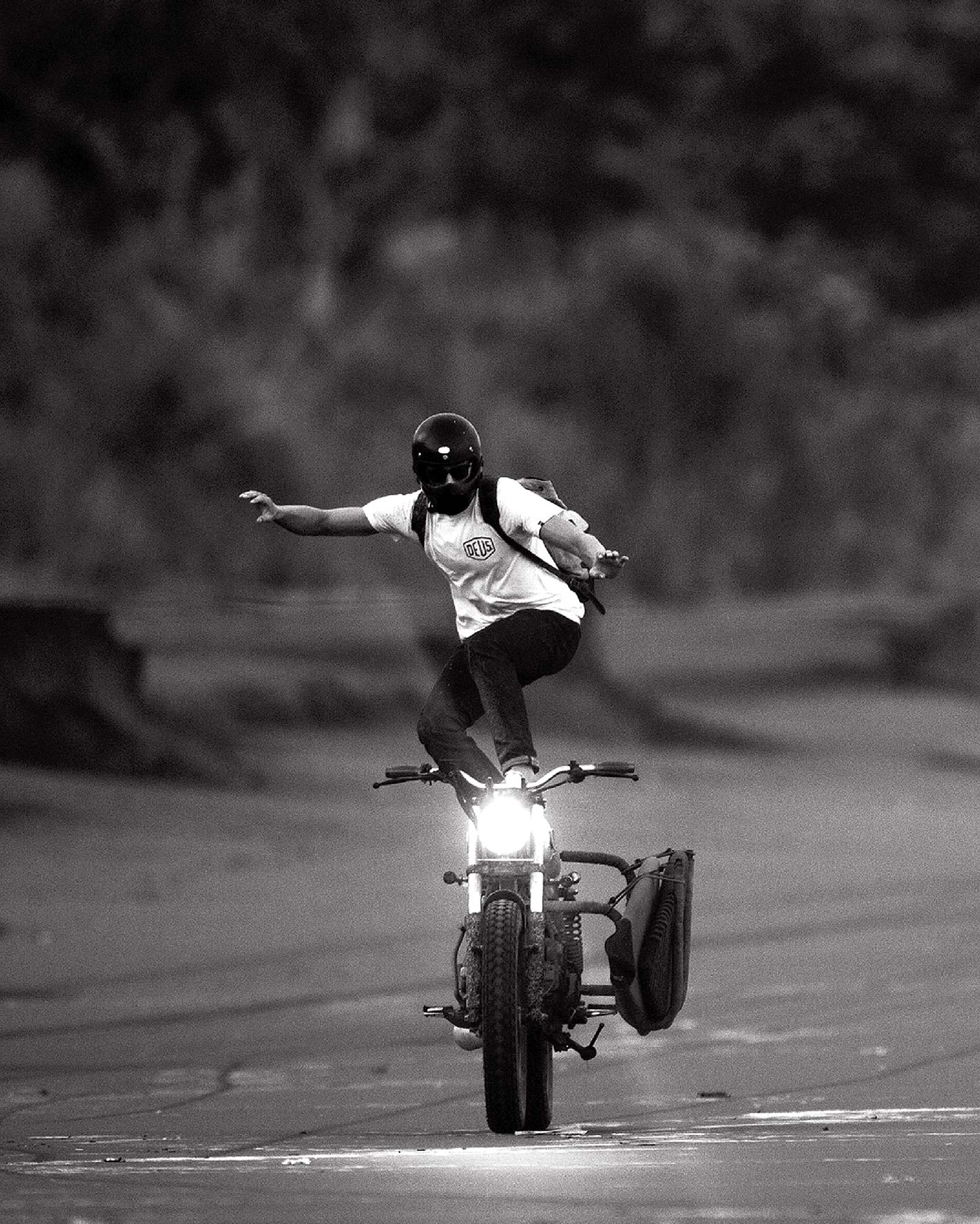 Deus Ex Machina. Photography by Anthony Dodds