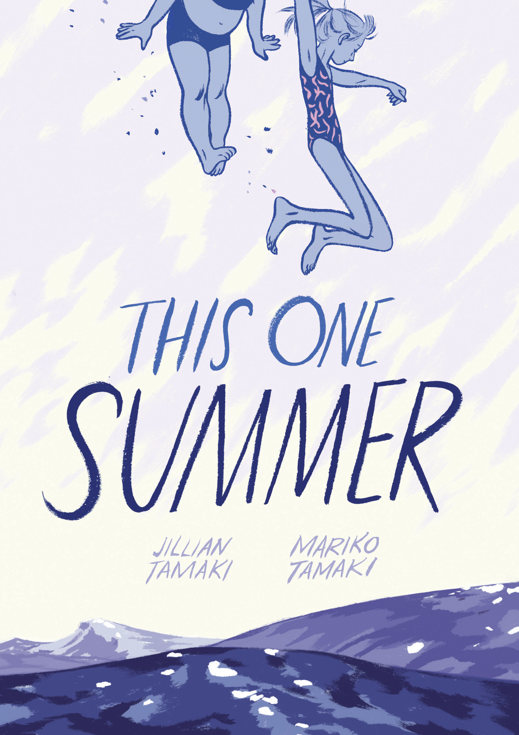 This One Summer by Jillian and Mariko Tamaki. Used with permission of Macmillan