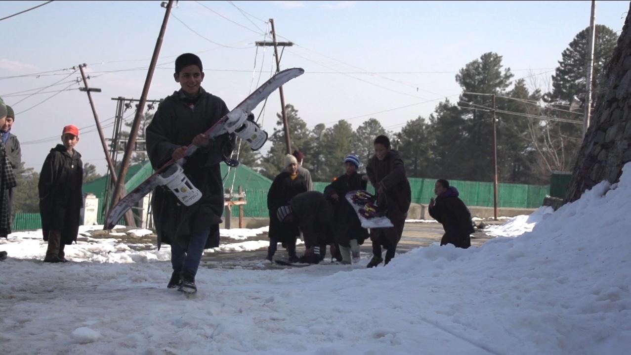 Baba Reshi, Kashmir