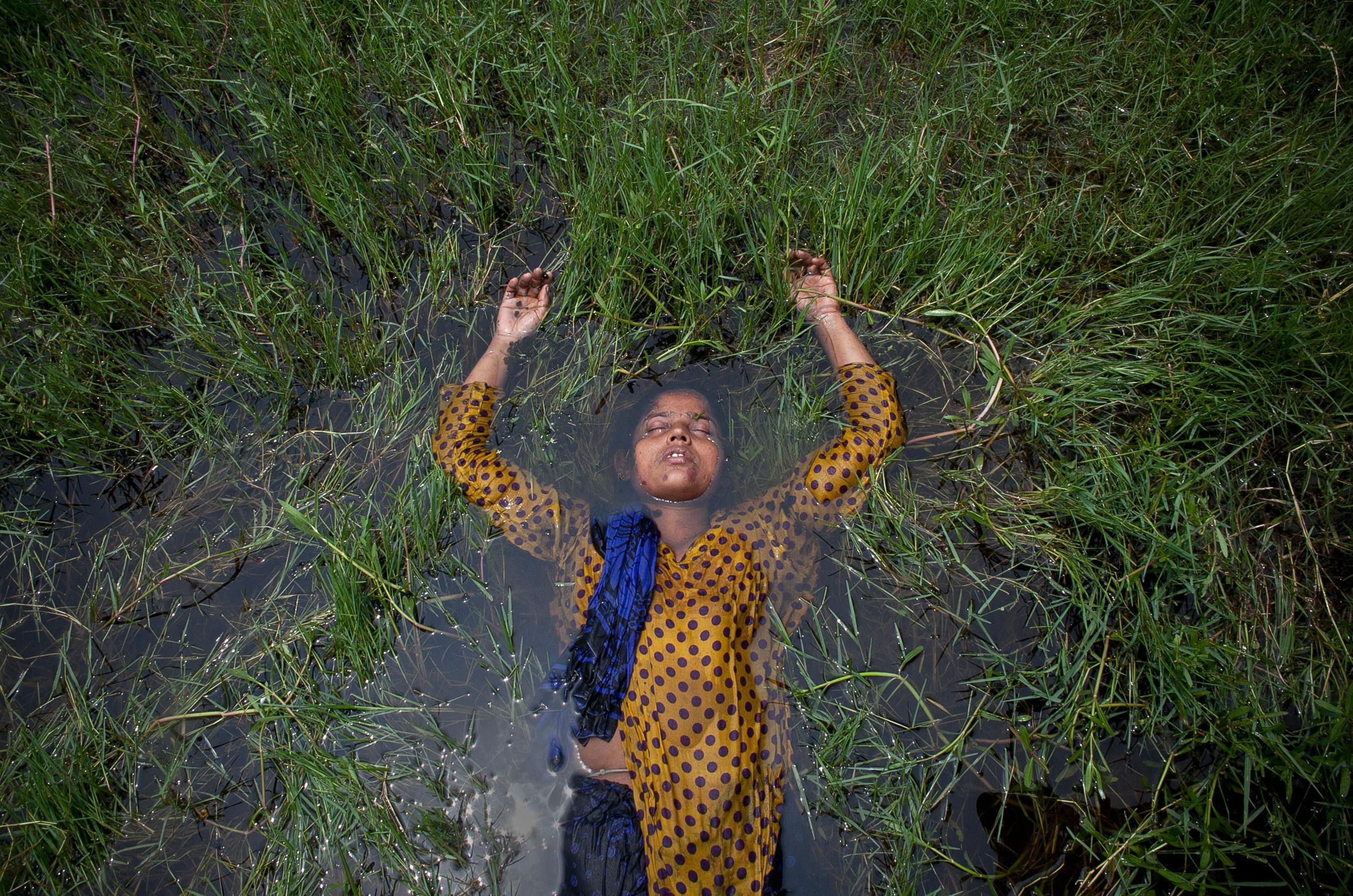 Mental Health in Bangladesh by Allison Joyce.