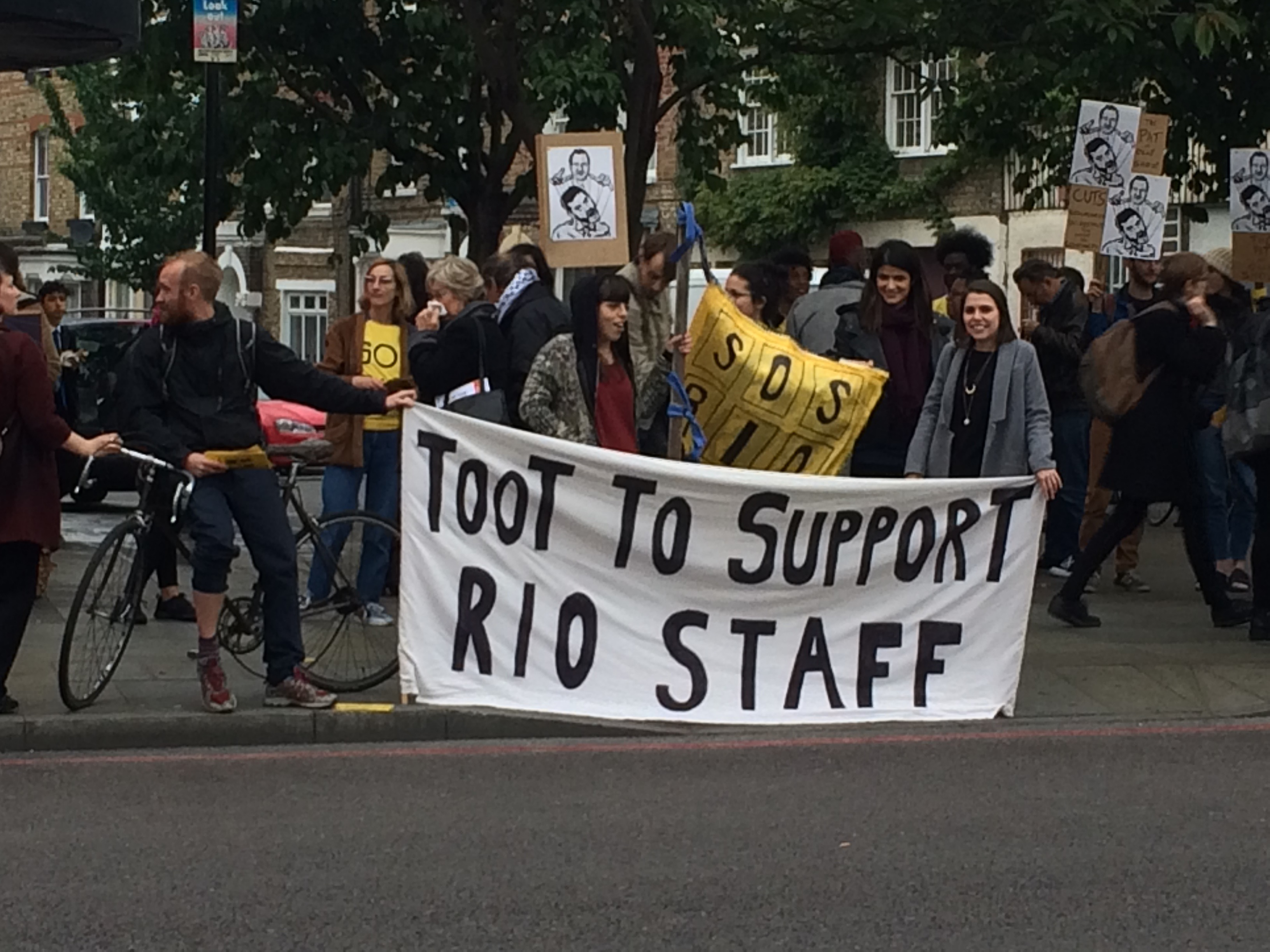 SOS Rio campaign Photography Emily Gosling