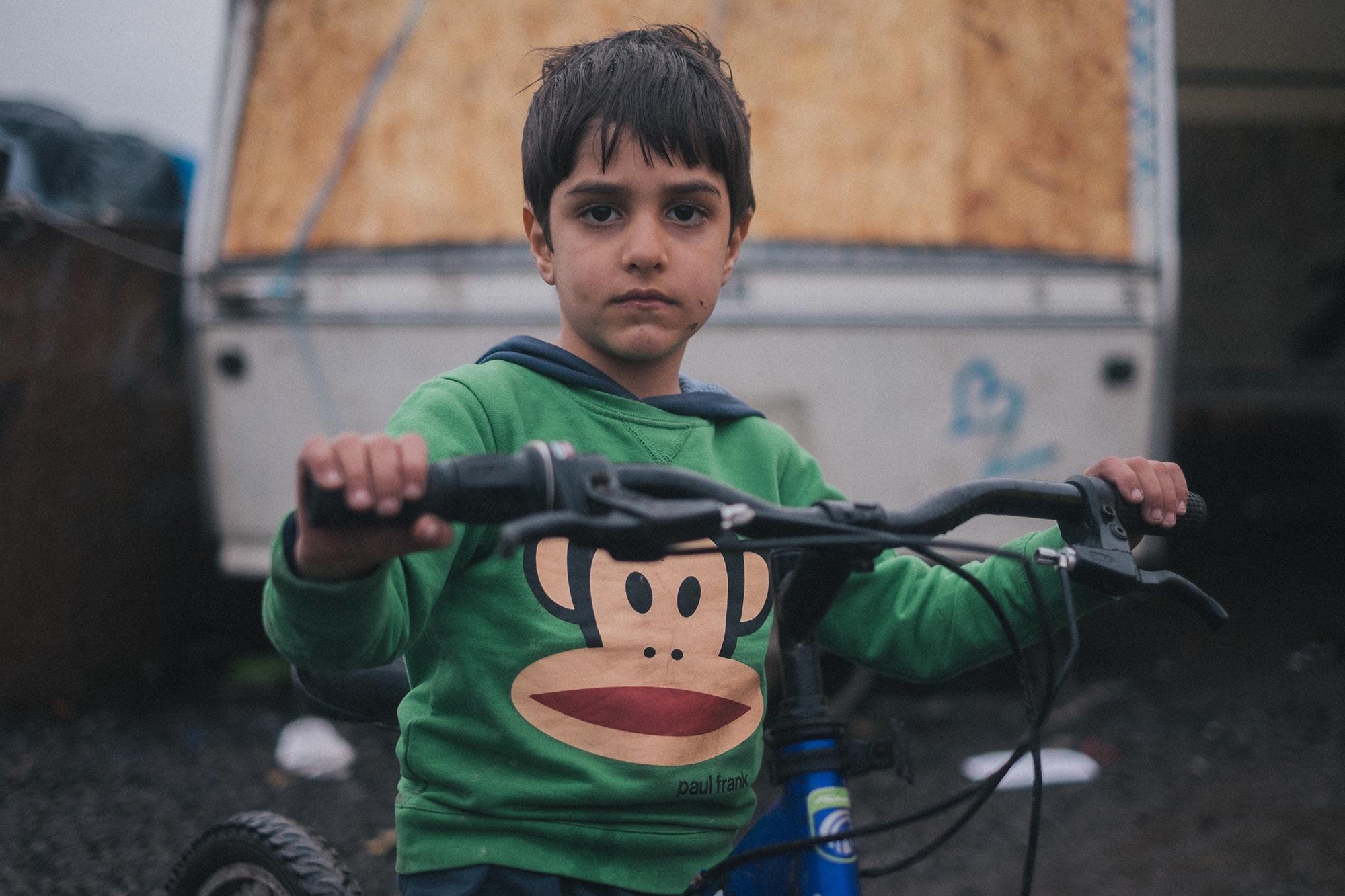 Ali, 8 years, Afghanistan