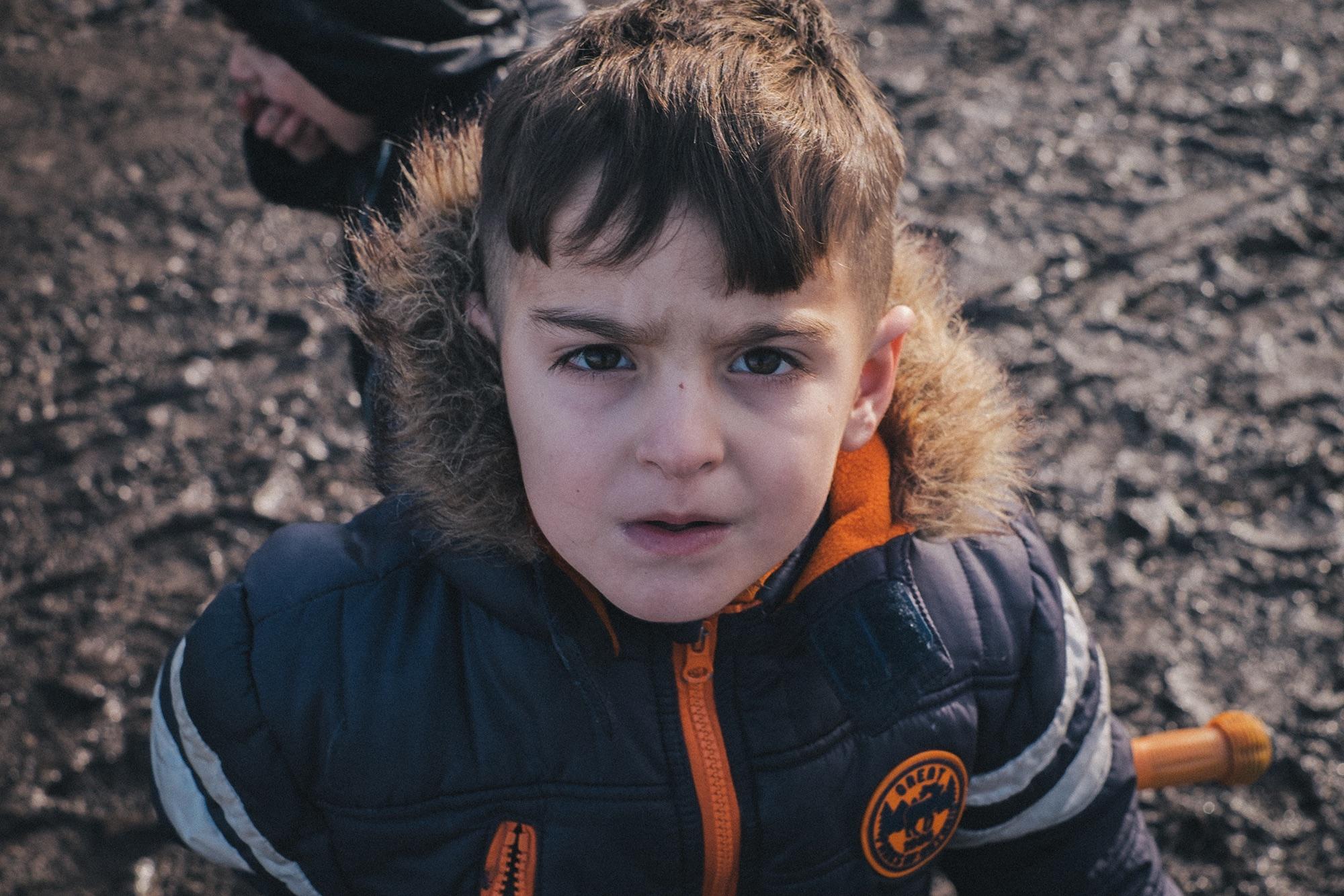 Awara, 5 years, Afghanistan
