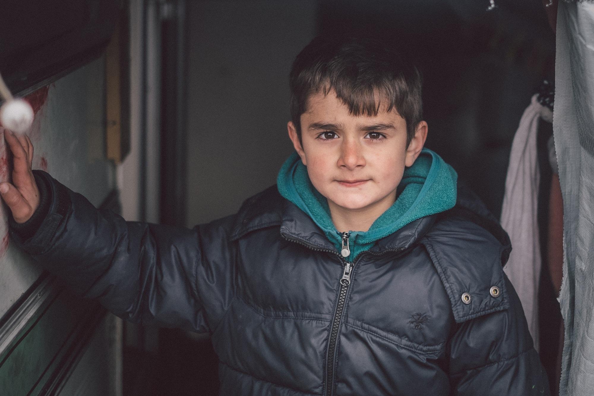 Karwan, 6 years, Afghanistan