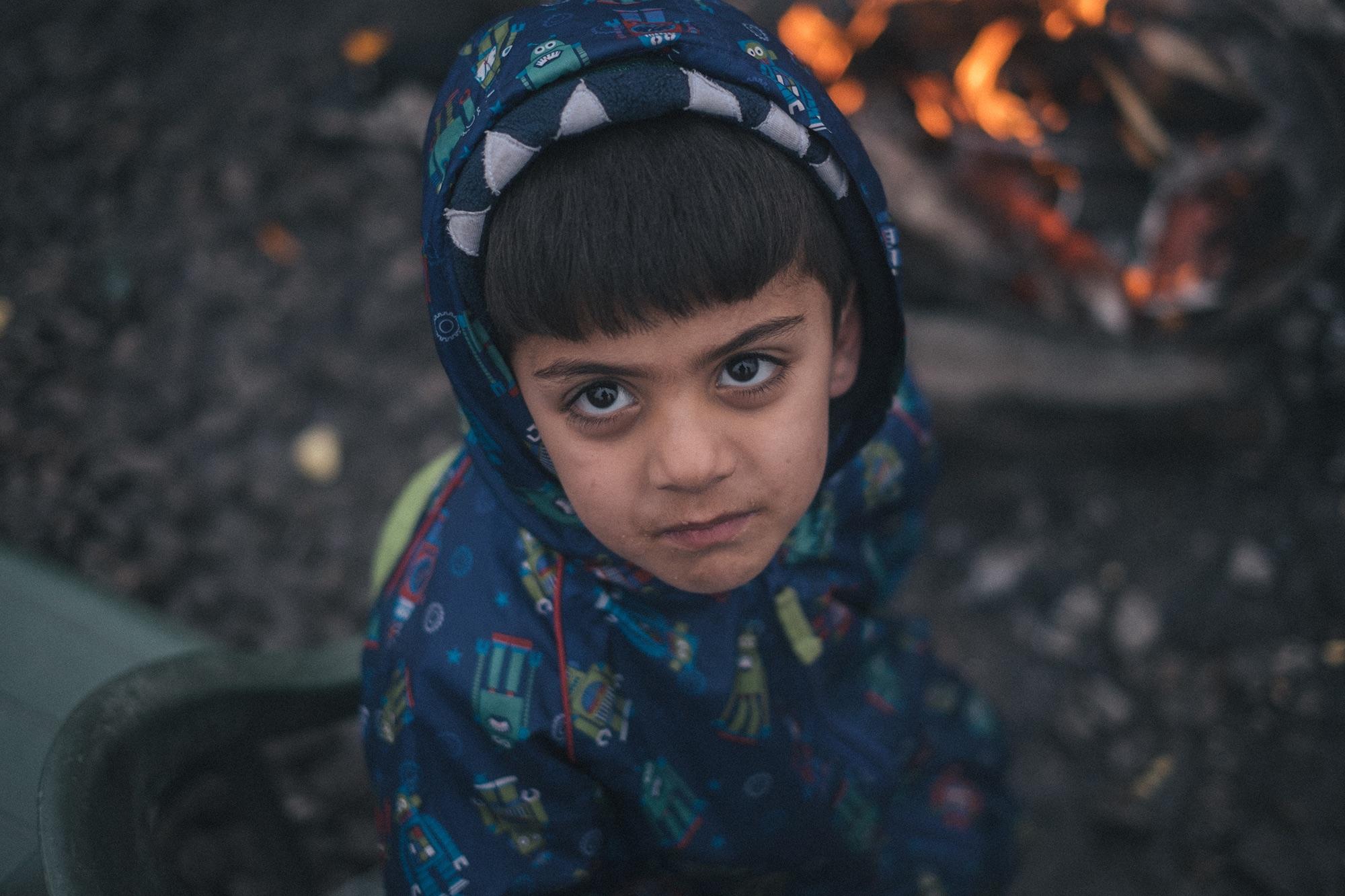 Abdullah, 4 years, Afghanistan