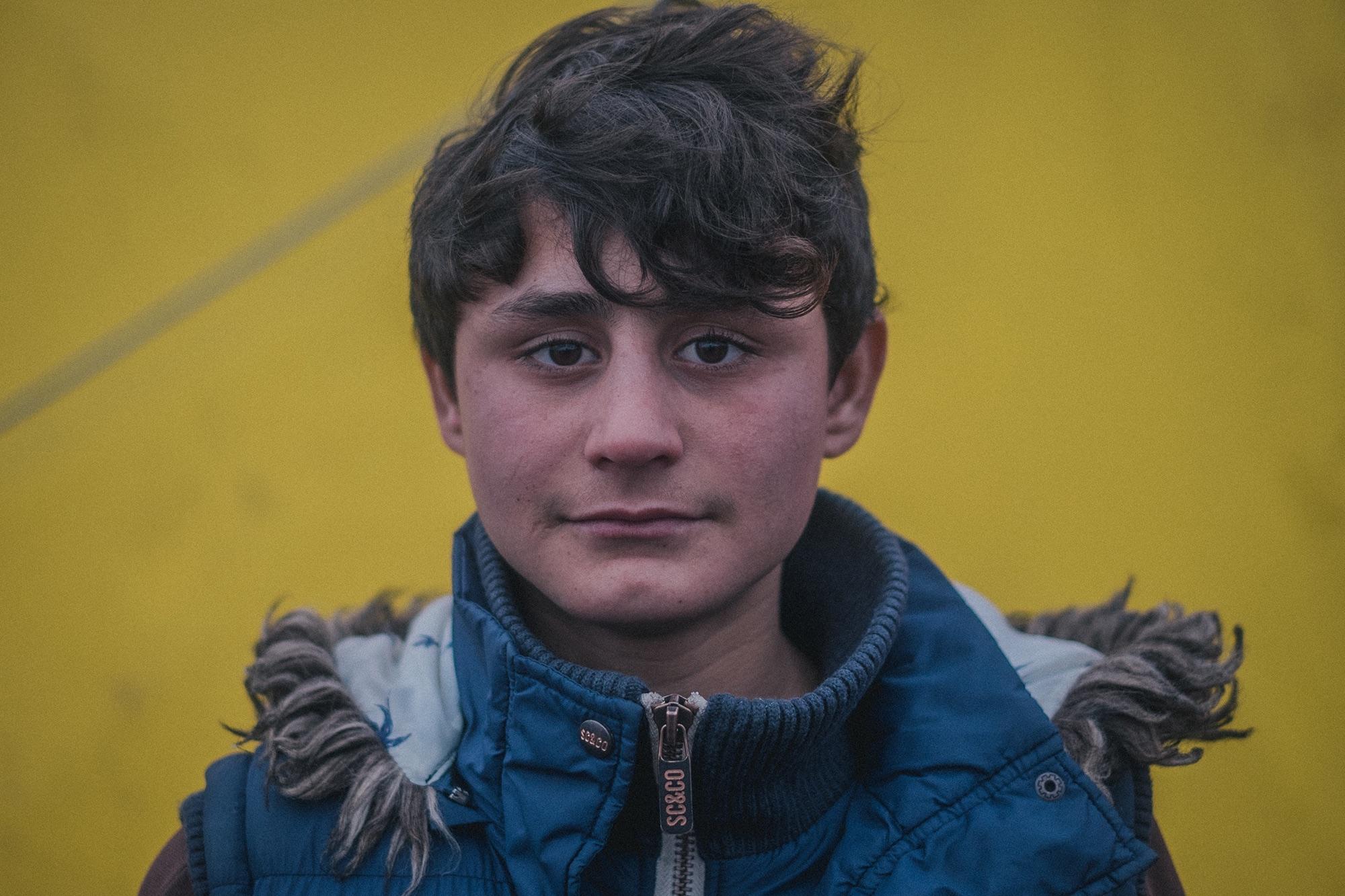 Safi, 14 years, Afghanistan