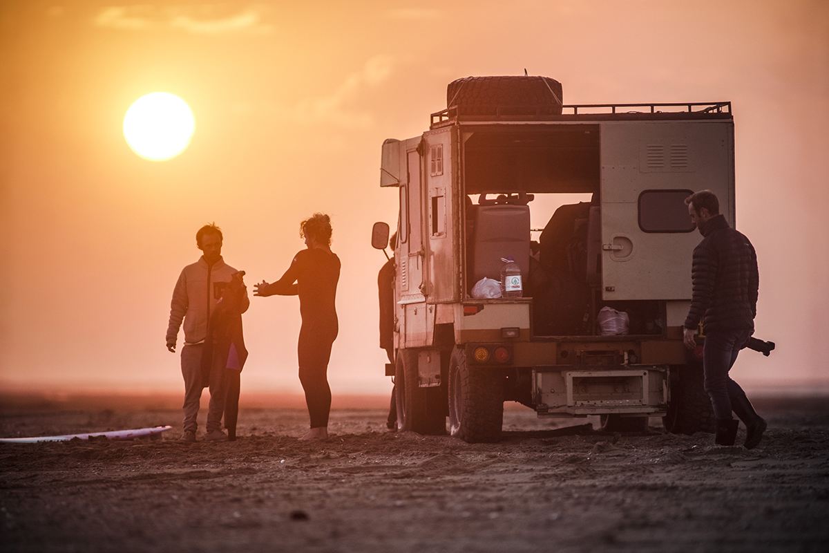 Still from Radical Times in Namibia by Igor Bellido - screening at this year's festival