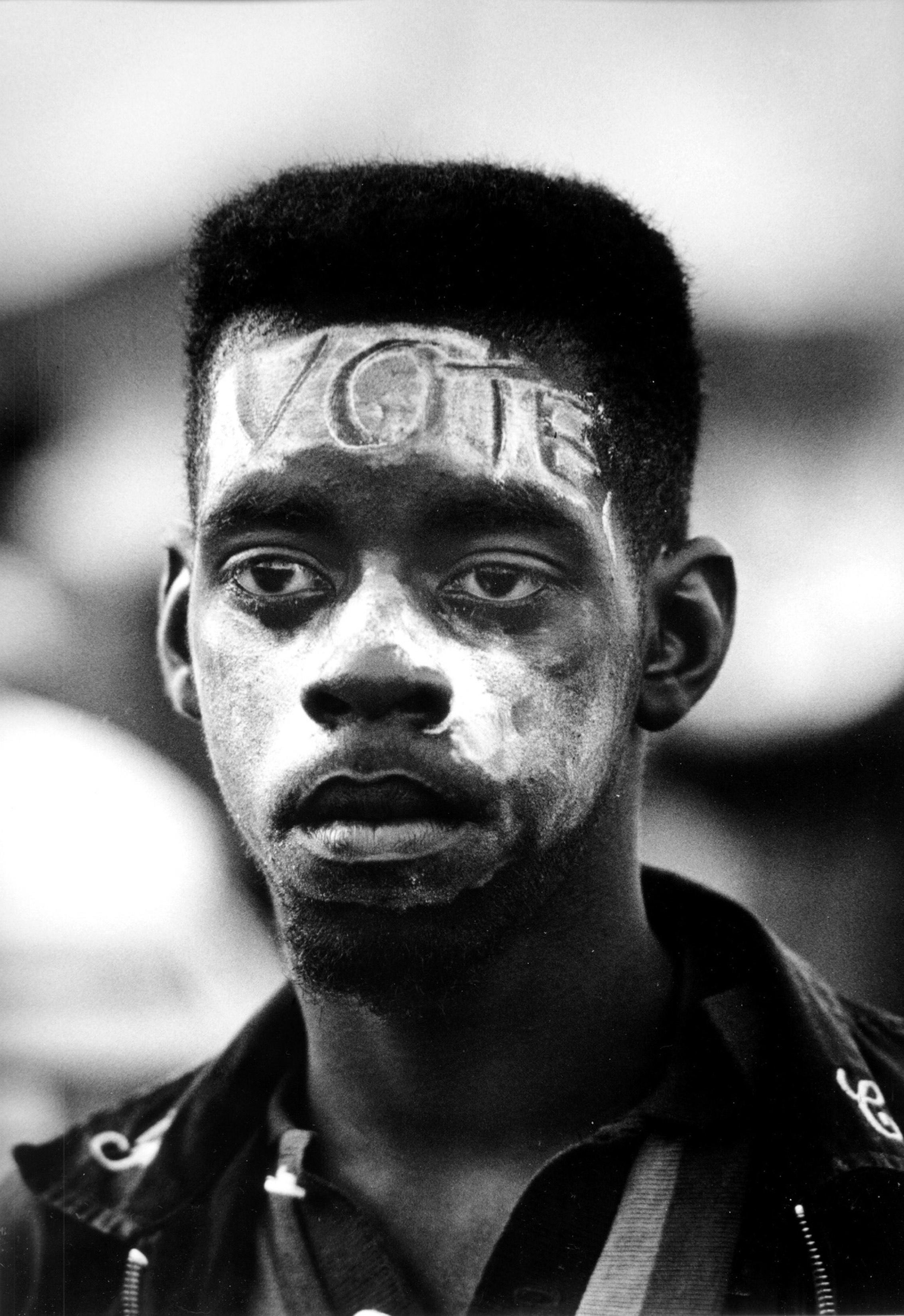 VOTE, Selma March 1965, © Steve Schapiro