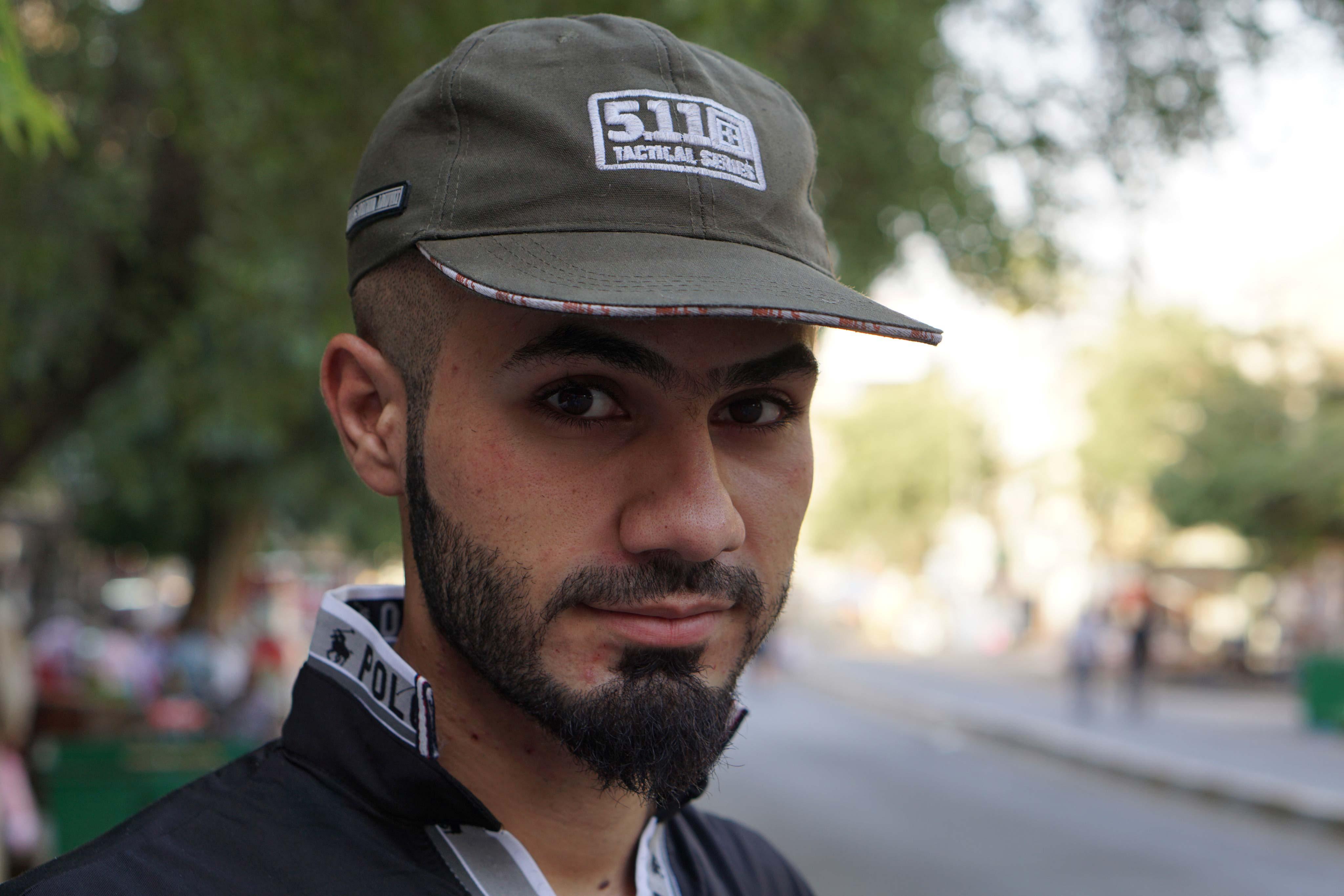 Ali-Ahmed-25,-Bus-driver