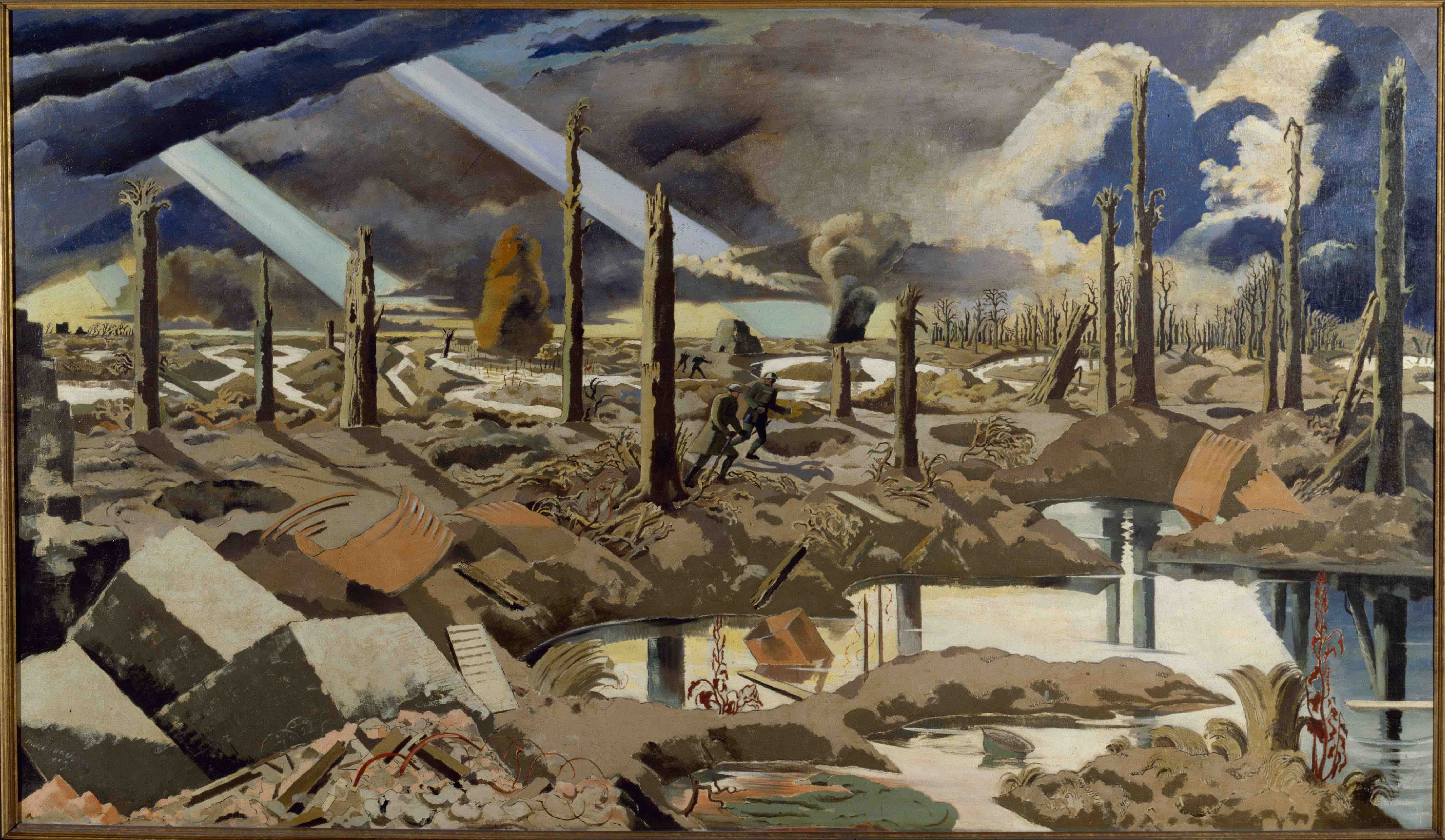 Stanley Donwood S Hallucinatory Visions Of The Future Should