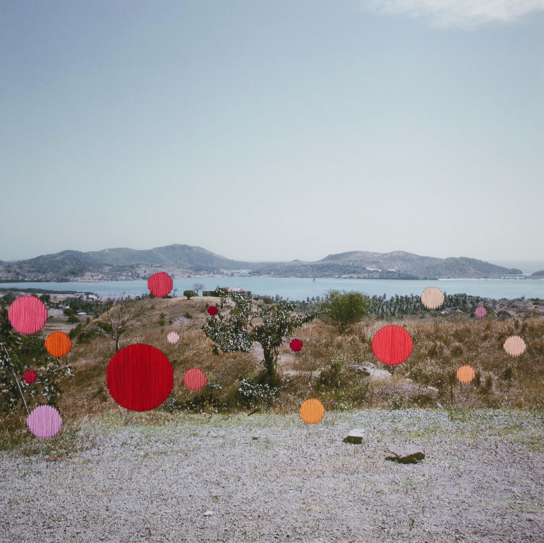 ©-JinHee-Kim,-April-005,-2014,-Embroidery-on-Digital-Pigment-Print,-80-x-80-cm.-Courtesy-of-Gallery-Koo